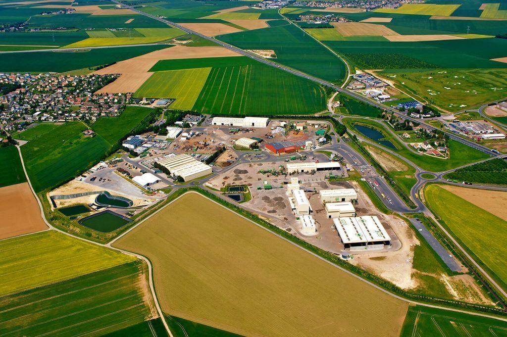 Site GDE Recyclage à Rocquancourt en Normandie